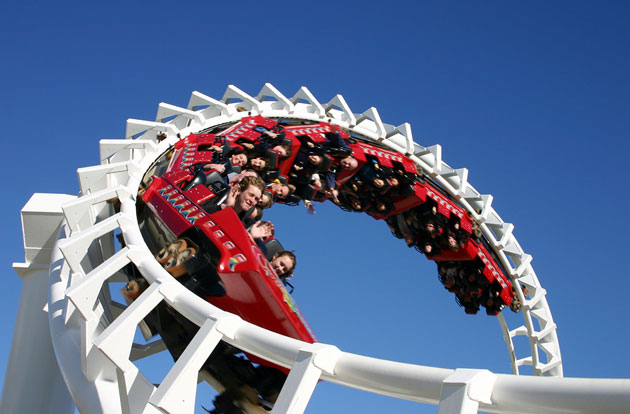 Rye Playland Will Feature New Steel Roller Coaster