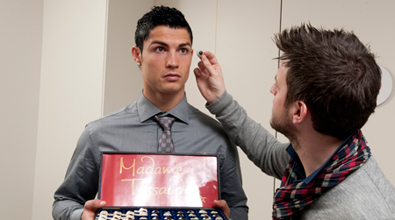 Madame Tussauds Counts Down to the World Cup