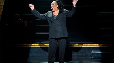 Chicago's Roz Ryan Proves When You're Good To Mama, Broadway's Good To You!