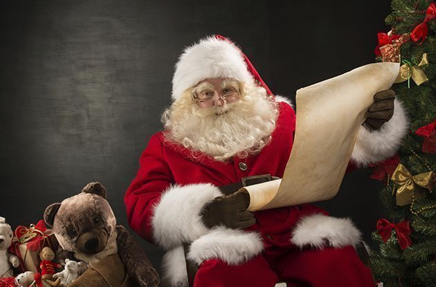 The Best Ways to Video Call & Take Pictures with Santa This Year in NY