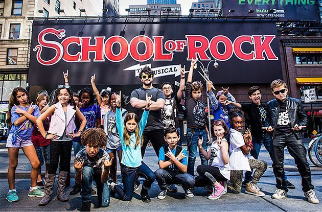 'School of Rock': Meet the Kids in the Band