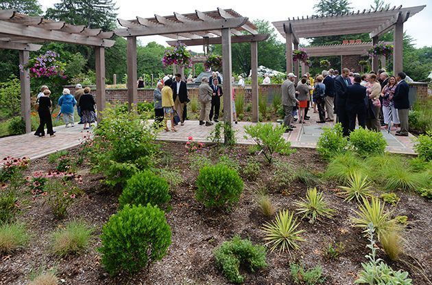 Sensory Garden Opens at Planting Fields