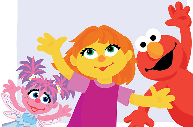 Sesame Workshop Aims to Help Kids Understand Autism