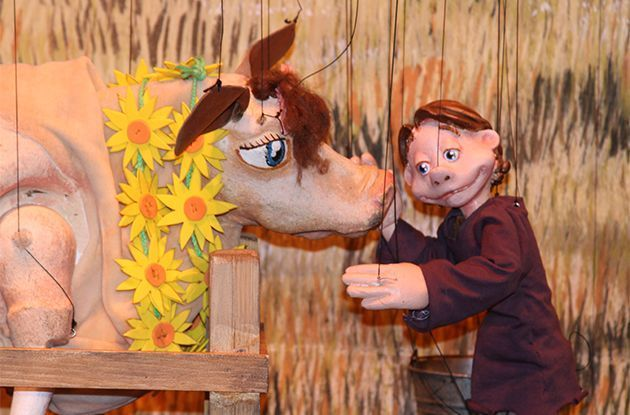 Kid-Friendly Theater Performances in NYC in April