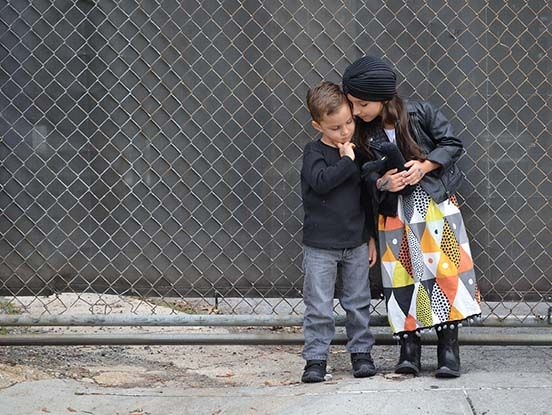 New York City Siblings Share a Unique Closeness