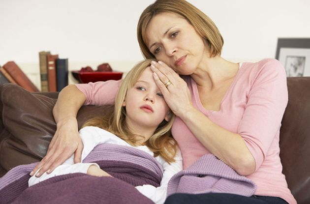Ask the Expert: When Should I Keep My Child Home Sick from School?