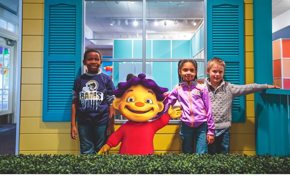 Liberty Science Center Welcomes Sid the Science Kid
