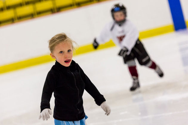 Ice-Skating & Ice Hockey Rinks, Lessons, & Teams in Westchester County
