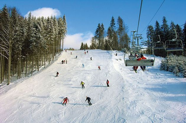 Where to Ski and Snowboard in the Northeast
