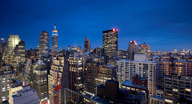 New York City Nightlife - Sky Room, Heartland Brewery, Gotham Comedy Club