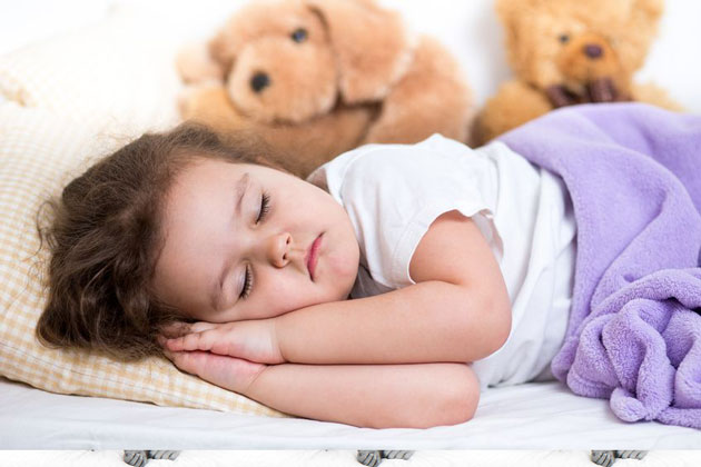 New Sleep Guidelines for Children Announced
