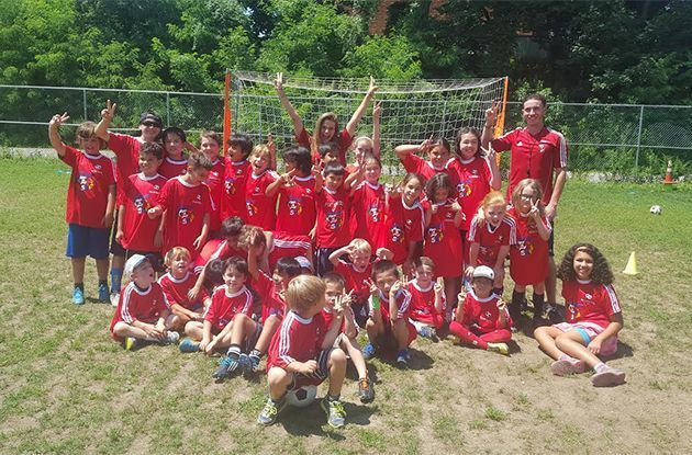 Queens Soccer School Kicks Off New Classes