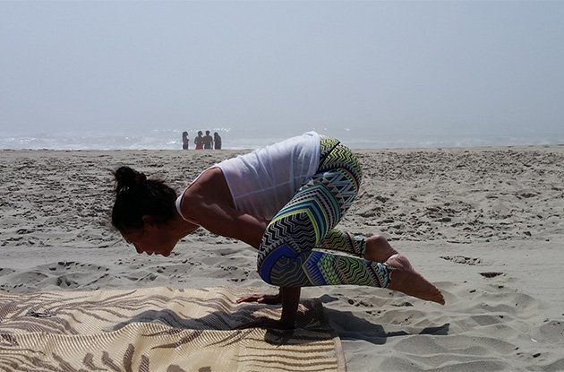 Bergen Instructor Offers Yoga Parties