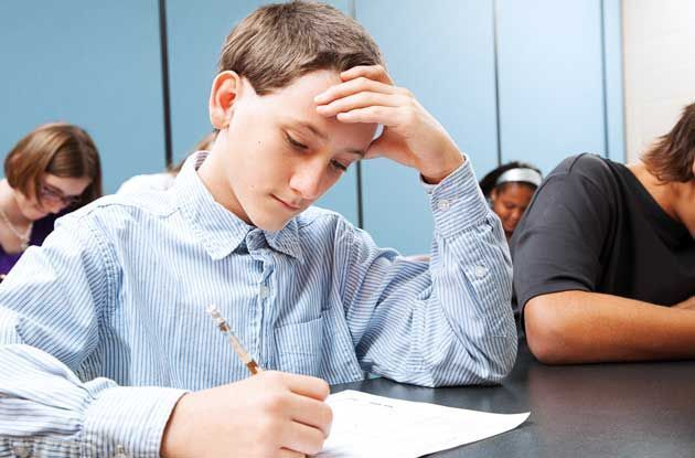 Standardized Test Questions: How Would You Do?