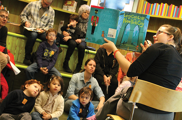 Story Times and Book Events for Kids in Manhattan in May