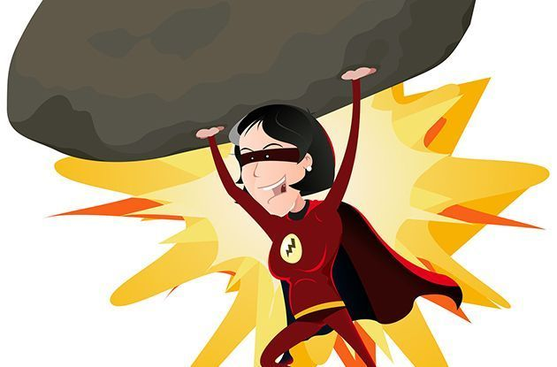 A Mom Unmasked: Hanging Up the Superhero Cape