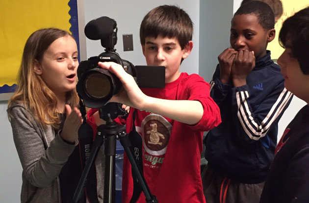 Film School Launches Summer Camp for Kids