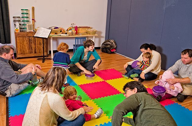 Norwalk Music School Adds Parent-Child Class