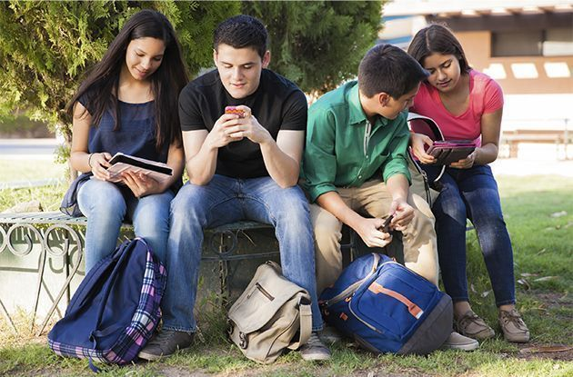 Common Sense Media Study Reveals Adolescents' Media Usage