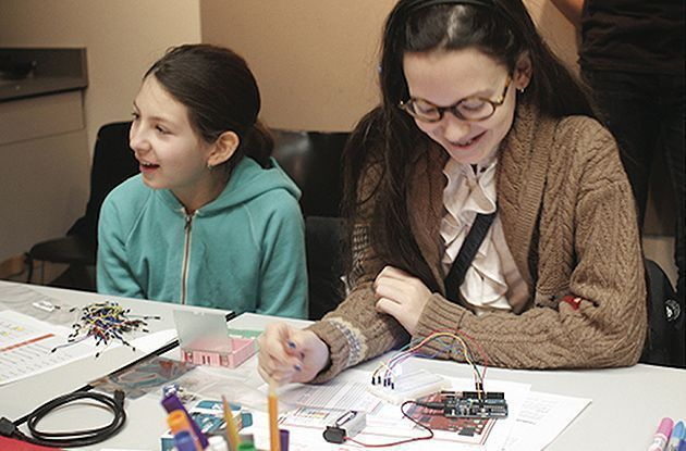 Teck-e STEM Classes Offered in Midtown