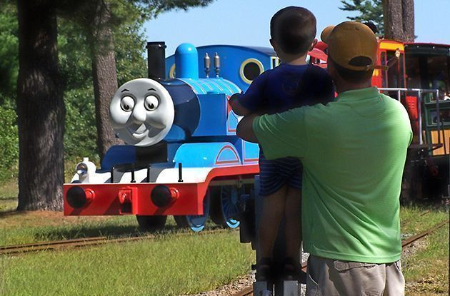 North America's First Thomas Land Theme Park Will Open in August