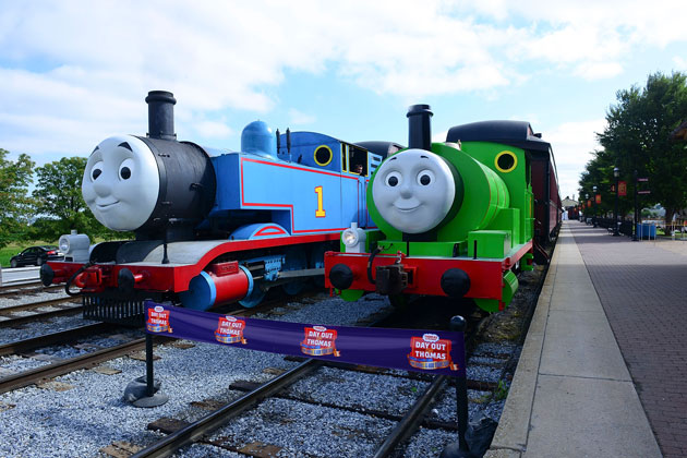 Families Can Enjoy a Day Out with Thomas the Train in New Jersey