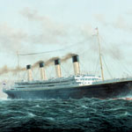 Titanic: The Artifact Exhibition Docks in NYC