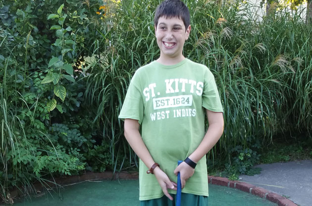 Golf Clinic Offered for Children With Special Needs
