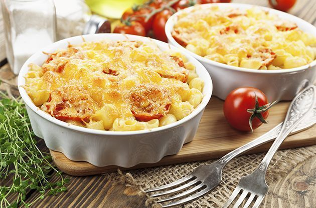 Roasted Tomato Mac and Cheese Recipe