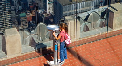 Rockefeller Center: Above the Skies and Behind the Scenes