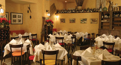 NYC Dining - Sample Cuisines from Around the World
