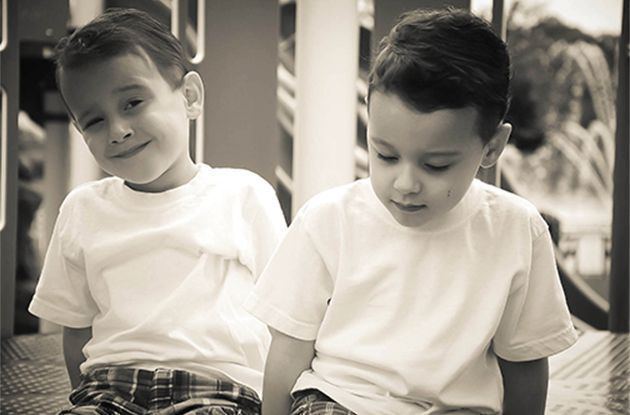 Long Island Photographer Captures Kids' Personalities