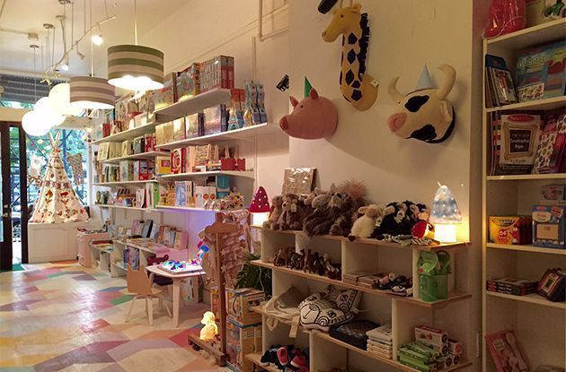 Prospect Heights Children's Studio and Store Now Open