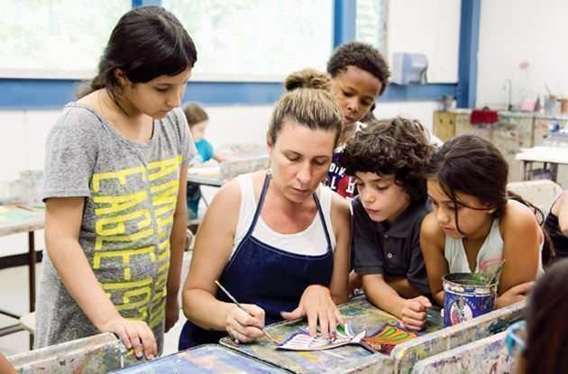 Arts-Based Summer Camp Adds Arts, Recreation Classes