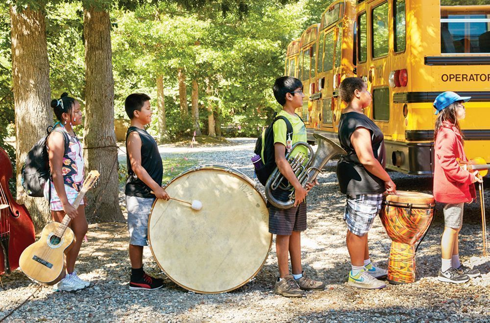 Summer Arts Camp Welcomes New Executive Director