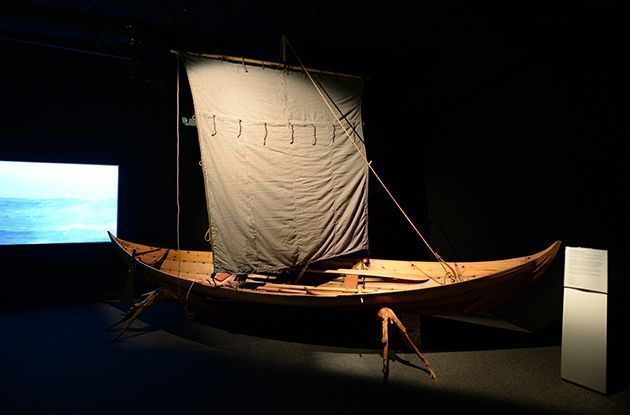Learn About How Vikings Actually Lived at Discovery Times Square
