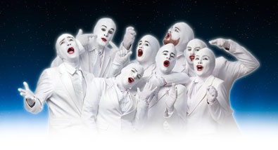 The Voca People - The Off Broadway Sensation Returns to NYC