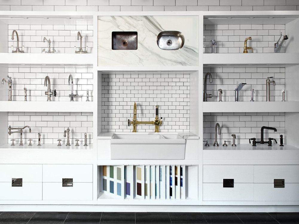 Waterworks Nyc 59th Street Kitchen Showroom - Kitchen Appliances ...