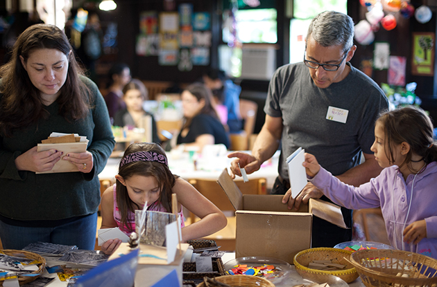 Arts and Crafts Activities for Kids in Westchester in April