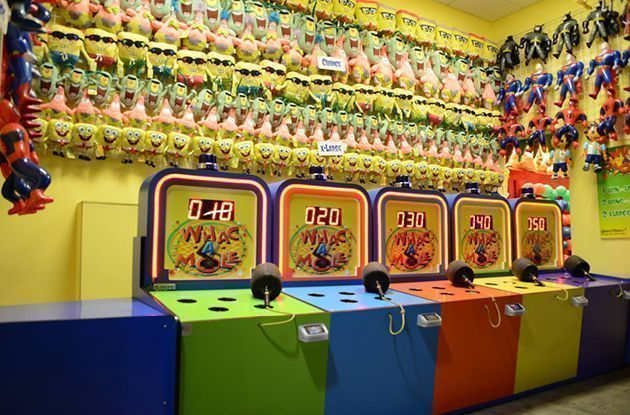 Largest Indoor Amusement Park Opens in Jersey