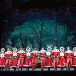 Irving Berlin's White Christmas: Spreading Holiday Cheer by the Sleigh-full