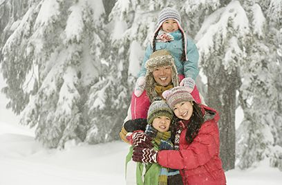 Winter Day Trips for Families in the New York Area