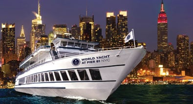 World Yacht - Elegant Dining on the Water