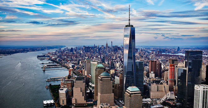 Get Advanced Tickets to One World Observatory
