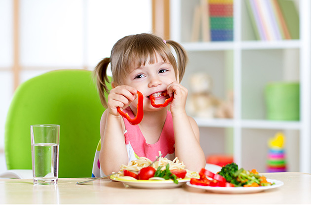 How to Get Kids to Eat Healthier Foods