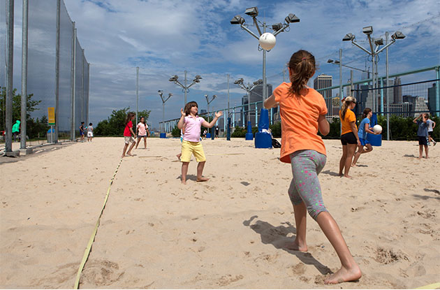Fitness Activities for Kids in NYC in July