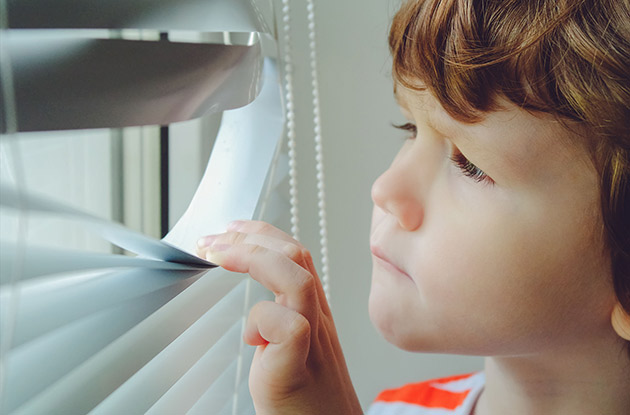 Corded Window Blinds Banned for Child Safety