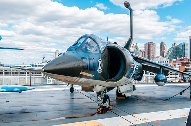 Intrepid Sea, Air, and Space Museum Announces Kids Week in February