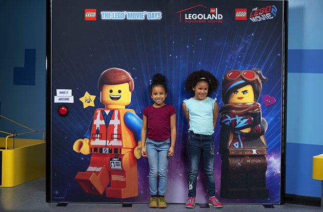 Legoland Discovery Center Westchester Celebrates the Lego Movie 2 with Movie-Themed Experience