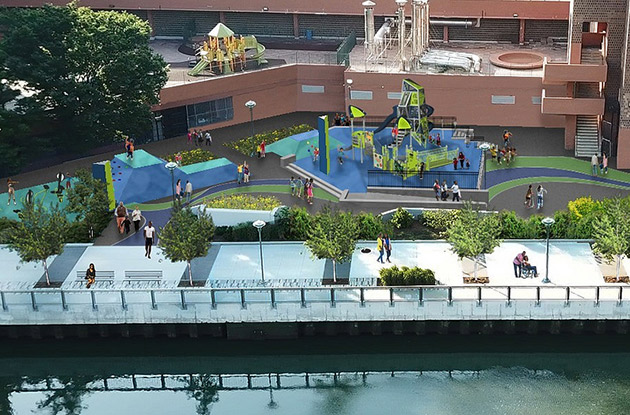 Roberto Clemente State Park South Playground to Undergo Renovation and Reopen
